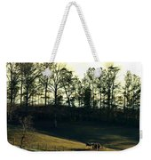 Hill Country Weekender Tote Bag