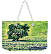Hill Country Scenic Hdr Weekender Tote Bag
