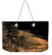 Hill Of Gold Weekender Tote Bag