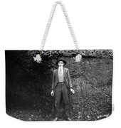 Hillbilly, C1900 Weekender Tote Bag