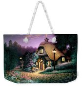 Hillcrest Cottage Weekender Tote Bag