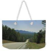 Hills Of Talladega National Forest Alabama Weekender Tote Bag