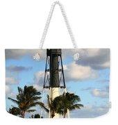 Hillsboro Inlet Lighthouse Weekender Tote Bag