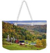 Hillside Acres Farm Weekender Tote Bag
