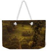 Hillside Sanctuary Weekender Tote Bag