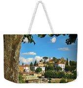 Hillside Tuscan Village  Weekender Tote Bag