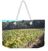 Hillside Vineyard Weekender Tote Bag