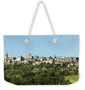 Hilltop City Weekender Tote Bag