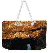 Hillwood Mansion Fall Garden Weekender Tote Bag