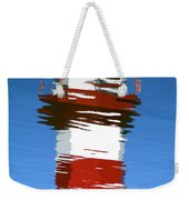 Hilton Head Lighthouse Reflection Weekender Tote Bag