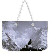 Himalayan Freedom Weekender Tote Bag
