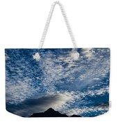 Himalayan Skies Weekender Tote Bag
