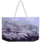 Himalayas Weekender Tote Bag