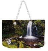 Hindhope Waterfall Weekender Tote Bag