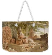 Hindu Fakir, From India Ancient Weekender Tote Bag