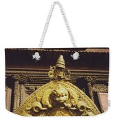 Hindu Gold By Jrr Weekender Tote Bag