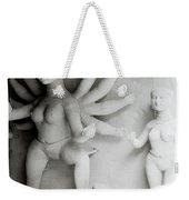 Hindu Sculpture Weekender Tote Bag