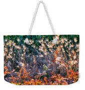 Hint Of Fall Colors 15813 Weekender Tote Bag