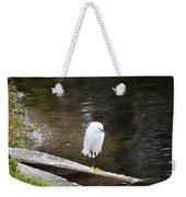 Hippie Bird Weekender Tote Bag