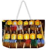 Hippie Heaven Weekender Tote Bag