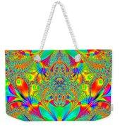 Hippies Unite Weekender Tote Bag