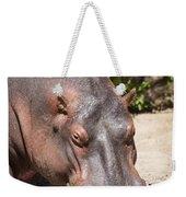 Hippo Hair 1 Weekender Tote Bag