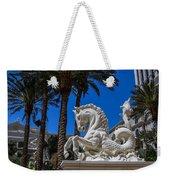 Hippocampus At Caesars Palace Weekender Tote Bag