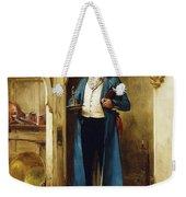 His Favourite Bin; And Testing Weekender Tote Bag by Walter Dendy Sadler