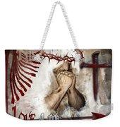 His Love 4 Me Weekender Tote Bag