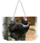His Magesty Weekender Tote Bag