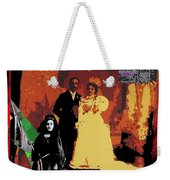 Hispanic Wedding Libertad Lady Photo Gallery Collage 1880-2010 Weekender Tote Bag