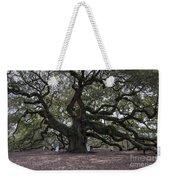 Historic Angel Oak Weekender Tote Bag