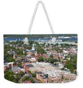 Historic Annapolis Maryland Weekender Tote Bag