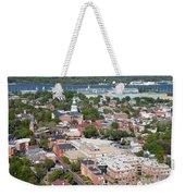 Historic Annapolis Maryland Weekender Tote Bag