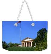 Historic Arlington House Weekender Tote Bag