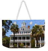 Historic Battery Home Weekender Tote Bag