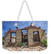 Historic Building Nine Mile Canyon - Utah Weekender Tote Bag
