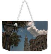 Historic Charleston Weekender Tote Bag