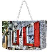 Historic Charleston Pirates House Weekender Tote Bag