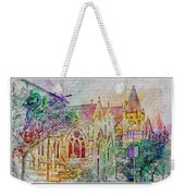 Historic Churches St Louis Mo - Digital Effect 5 Weekender Tote Bag