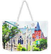 Historic Churches St Louis Mo - Digital Effect 7 Weekender Tote Bag