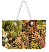 Historic Crystal Colorado Weekender Tote Bag