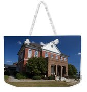 Historic Currituck Courthouse Weekender Tote Bag