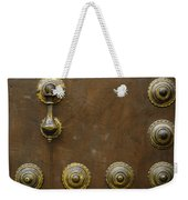 Historic Door In Granada Weekender Tote Bag
