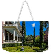 Historic Downtown Charleston Weekender Tote Bag