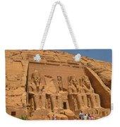 Historic Egypt Weekender Tote Bag