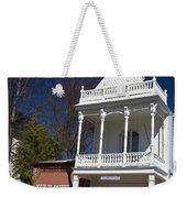 Historic Firehouse No. 1 Nevada City California Weekender Tote Bag