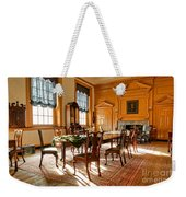 Historic Governor Council Chamber Weekender Tote Bag