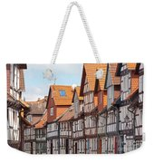 Historic Houses In Germany Weekender Tote Bag