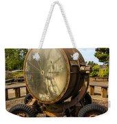 Historic Military Spotlight - Fort Stevens - Oregon Weekender Tote Bag